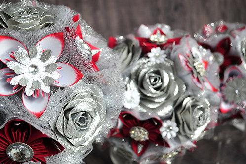 Bouquet chic Fleurigami