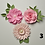 Thumbnail: 24,50$ / 3 Fleurs aimants à Frigo Fleurigami