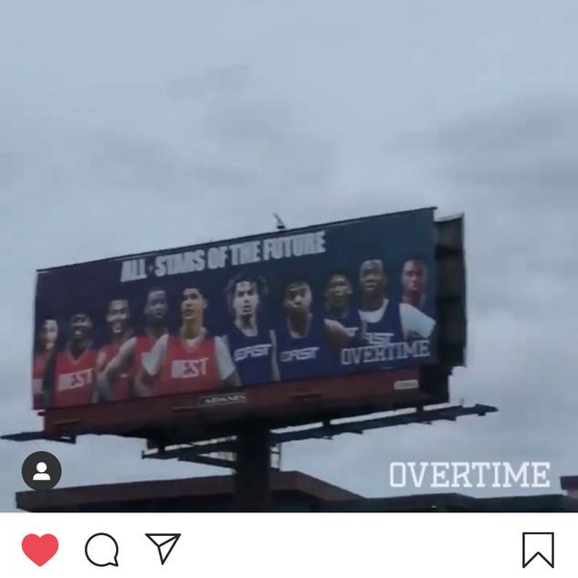 Overtime (Billboard Work)