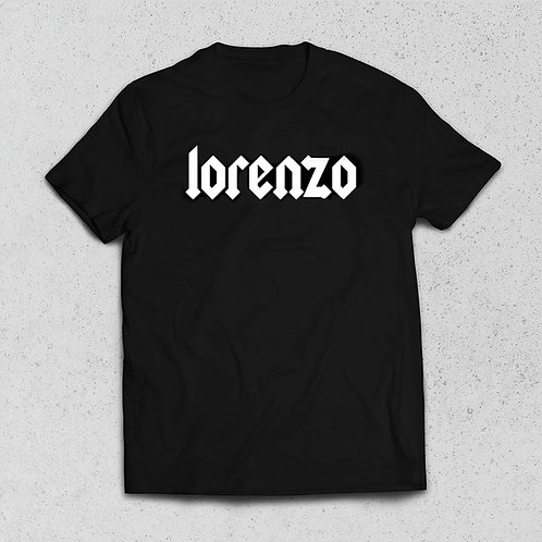 LORENZO BLK SHIRT