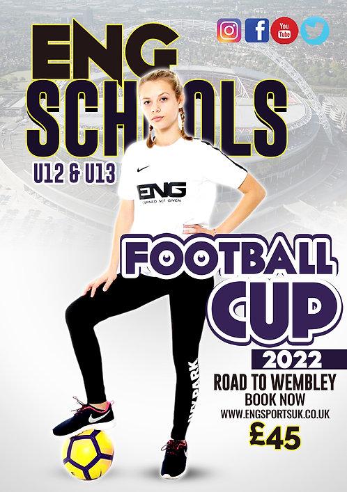 ENG Schools Football Cup