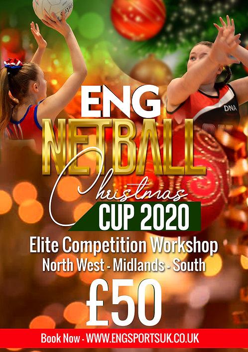 ENG U10/U11 Netball Christmas Cup