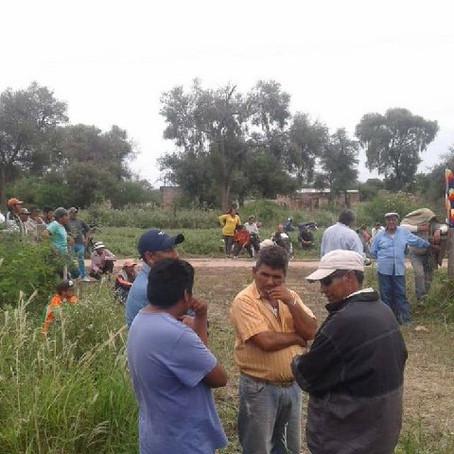Organizaciones solicitan la ampliación del ejido de comunidades chaqueñas