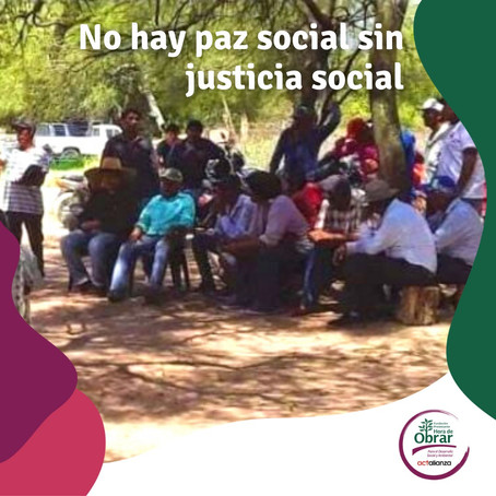 Comunicado del Consejo de Recuperación Territorial de Miraflores