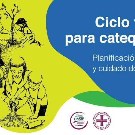 PPCC presenta un ciclo de capacitación virtual para catequistas