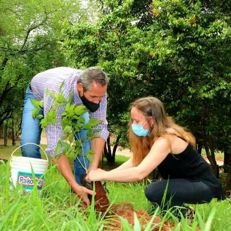 Lanzan a el programa Crece Selva Misionera de Fundación Hora de Obrar
