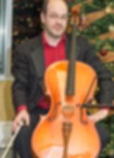 Professeur de violoncelle Joliette Nicolas Cousineau