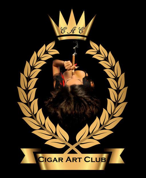 Cigar Box Wall Art: Cigar Art Club