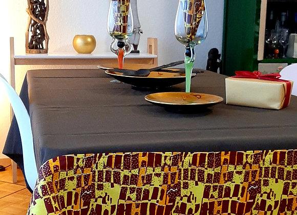 Nappe de table pour 8 pax