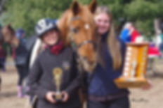 Kaitlyn Mercieca youngest rider and winn