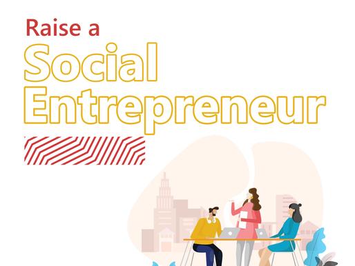 RAISE A SOCIAL ENTREPRENEUR courses' information