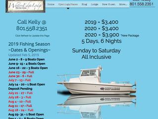 September Fishing