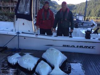 Aug 28th Week Fishing Report