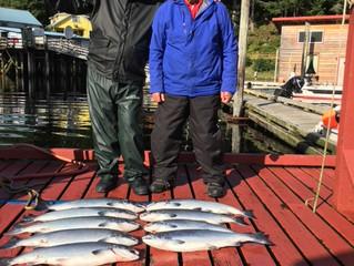 Fishing Update Sep 1