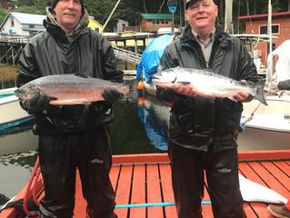 Fishing Update July 17
