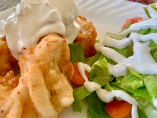 Fish & Chips...yes please!