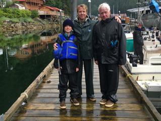 Aug 8 Fishing Update