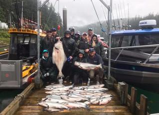 Fishing Update Aug 21st