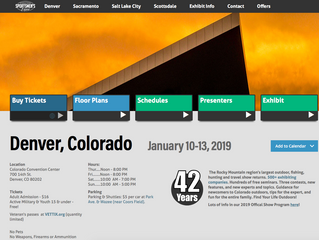 Denver ISE Show
