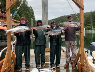 June 25 Fishing Update