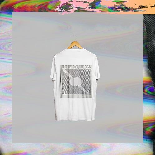 Camiseta Blanca Logo fondo blanco