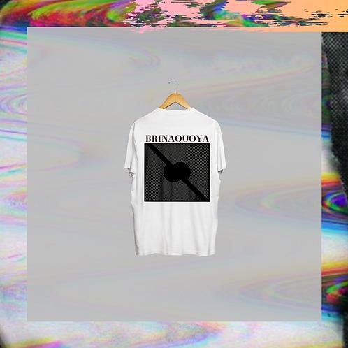 Camiseta Blanca Logo Negro