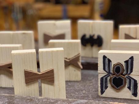 木藝的學習