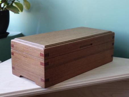 柚木百寶盒
