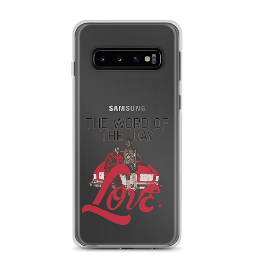 Word of The Day: Love Samsung Case