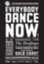 Bleach Festival 2015, The Inaugural Annual Dance Affair , Everybody Dance Now