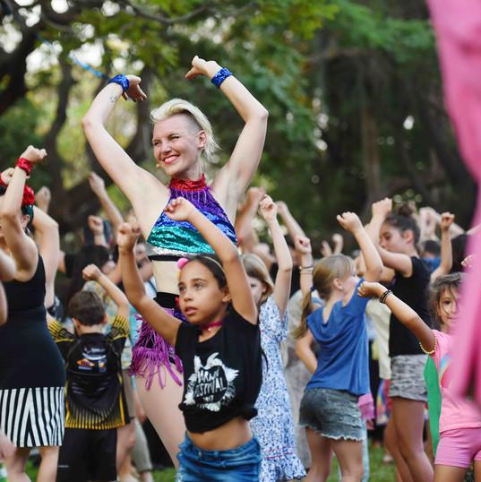 You Should Be Dancing Mini_image Darwin
