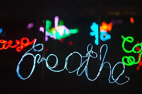 Make your own Neon Sign Kit.