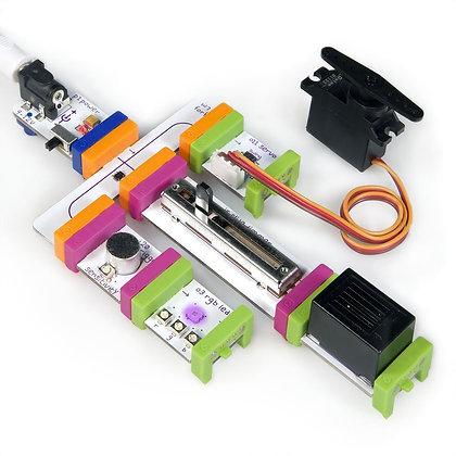 Littlebits electronics delux kit