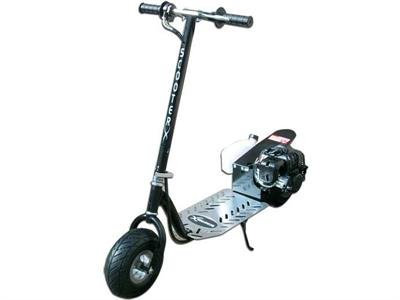Scooter x-x racer 49cc black