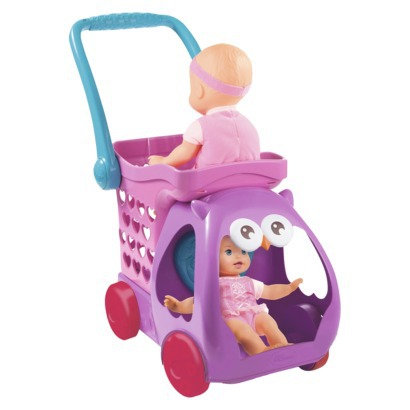 Little mommy shopping buggy
