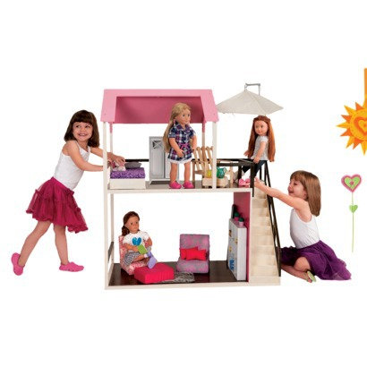 Our Generation Wooden Doll house