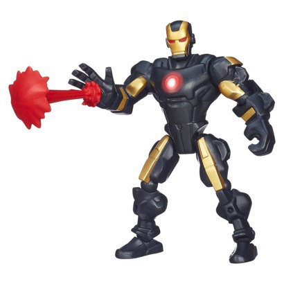 Marvel super heros mashers iron man figure