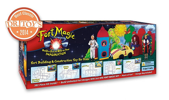 Fort Magic: Fort building and construction toy kit