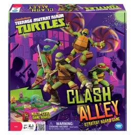 Teenage mutant ninja turtle clash alley