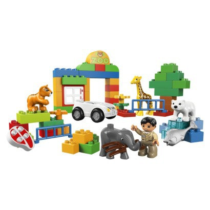 LEGO® Duplo My First Zoo 6136