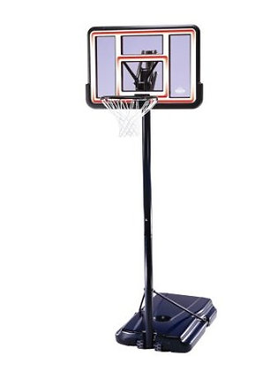 Lifetime 1269 pro court portable basketball system