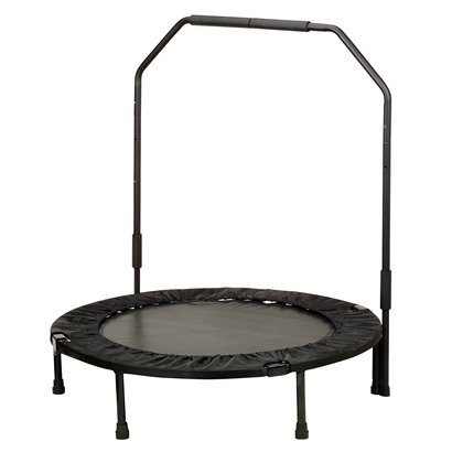 Sunny health and fitness exercise trampoline
