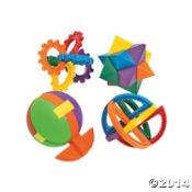 Puzzle balls