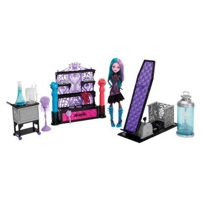 Monster High Create-A-Monster Color-Me-Creepy Desi