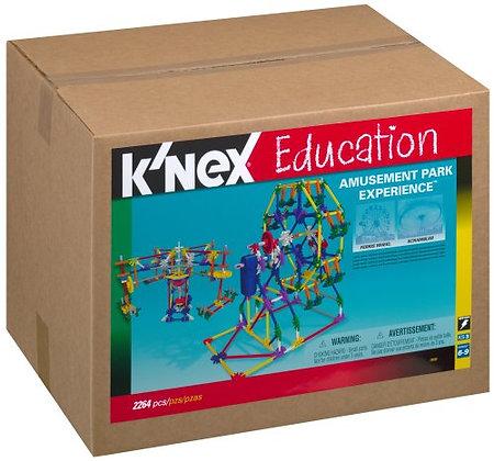 Knex education amusement park experience.
