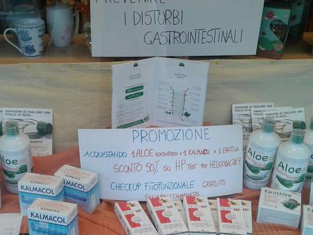 Prevenire i disturbi Gastronitestinali