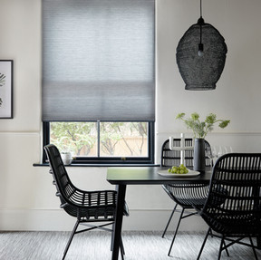 Duopleat Dark Grey