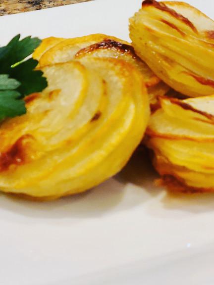 Potato Flowerets