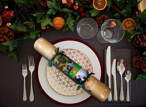 Plastic Free Jumbo Christmas Crackers