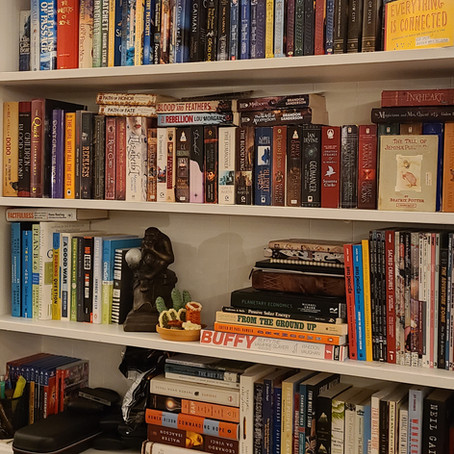 5 ways to reduce your independent bookstore's carbon footprint.